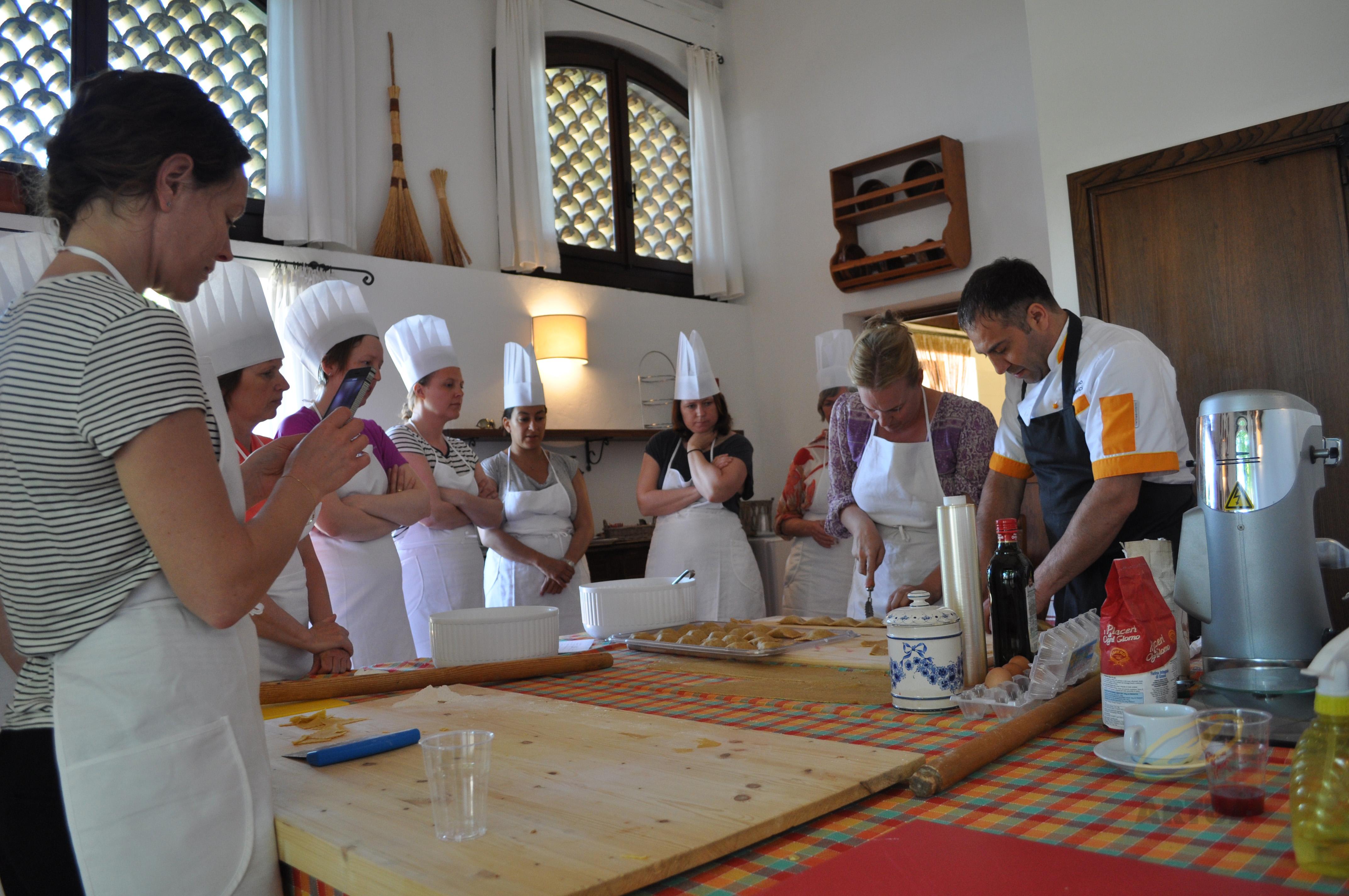 Lezioni Di Cucina Il Cuoco Itinerante Valeriano Federici